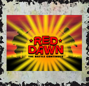 Red Dawn at BearClaw Paintball