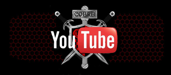 YouTUBE COBRA Channel